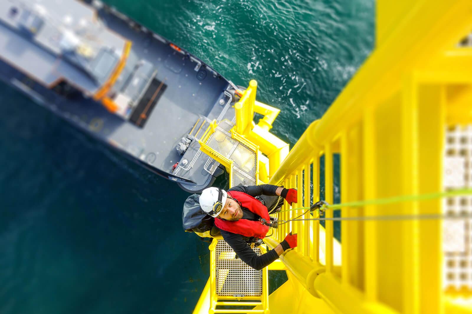 Treinamento de Primeiros Socorros em alto mar