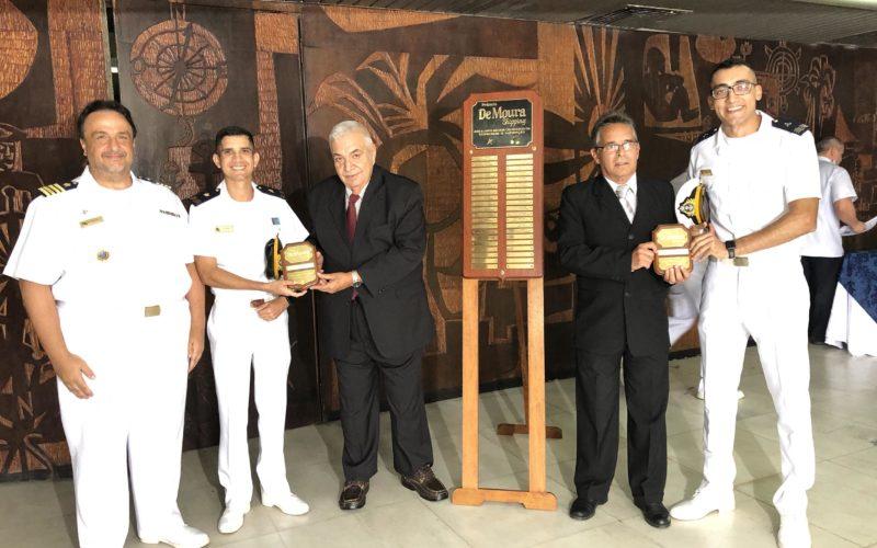 Prêmio De Moura Shipping – 2019